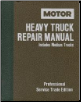 1985 - 1991 MOTOR Medium & Heavy Truck Repair Manual, 8th Edition (SKU: 087851743X)