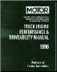 1993 - 1996 MOTOR Light Truck Engine Performance & Drivability Manual, 1st Edition (SKU: 0878518827)