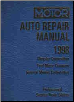 1995 - 1998 MOTOR Auto Repair Manual, 61st Edition (SKU: 0878519696)