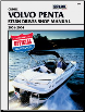 2001 - 2004 Volvo Penta Stern Drive Repair Manual (SKU: B775-0892878983)