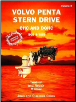 1992 - 1993 Volvo Penta OHC & DOHC 4 Cylinder Engines Stern Drive Repair Manual (SKU: 0893300381)