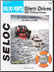 2003 - 2012 Volvo Penta All Gasoline Engines & Drive Systems Stern Drive Repair Manual (SKU: 0893300748)
