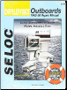 1962 - 1999 Chrysler/Force Outboards 3-150HP, 1-5 Cylinder Models Seloc Repair Manual (SKU: 0893300853)