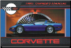 1995 Chevrolet Corvette Factory Owner's Manual (SKU: 10242165B)