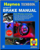 Automotive Brake Haynes Techbook Manual (SKU: 156392112X)