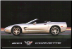 2001 Chevrolet Corvette Factory Owner's Manual (SKU: 10424655B)