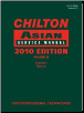 2010 Edition Chilton's Asian Service Manual Volume 3: Infiniti & Nissan (SKU: 1111037663)