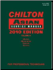 2010 Edition Chilton's Asian Service Manual Volume 4: Mazda, Mitsubishi, Subaru, Suzuki (SKU: 1111037671)