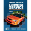 Lab Manual for Automotive Service: Inspection, Maintenance and Repair, 4th Edition (SKU: 1111128626)