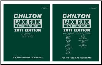 2011 Chilton Labor Time Guide Manuals: Domestic & Import, 2 Volume Set (SKU: 1111542910)