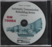 GM 700R-4 (1982-1992) Transmission Rebuilding DVD (SKU: 12700R4)