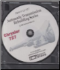Chrysler 727 (1966 - UP) Transmission Rebuilding DVD (SKU: 12727)