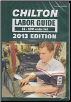 2013 Chilton Labor Time Guide CD-ROM: Domestic & Import (SKU: 1285192966)