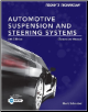 Today's Technician: Automotive Suspension & Steering Systems, 6th Edition (SKU: 1285438108)