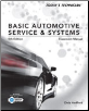 Today's Technician: Basic Automotive Service and Systems, 5th Edition (SKU: 1285442296)