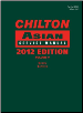 2011 - 2013 Chilton's Asian Service Manual (Scion & Toyota) Vol. 5 (SKU: 1285471091)