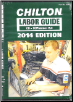 2014 Chilton Labor Time Guide CD-ROM: Domestic & Import (SKU: 1305088514)
