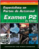 SPANISH VERSION- ASE Test Prep Manual - P2, Automobile Parts Specialist (SKU: 1401810233)