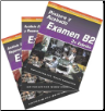 SPANISH VERSION: ASE Test Prep Manuals -- Collision B2 - B6; 5 Volume Set (SKU: 1401841554)