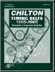 1985 - 2005 Chilton's Timing Belts Domestic & Import Cars, Trucks, Vans and SUVs (SKU: 1401898807)