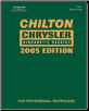 2005 Chilton Daimler Chrysler Diagnostic Service Manual, (1990 - 2003 year coverage) (SKU: 1418005509)