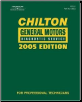 2005 Chilton General Motors Diagnostic Service Manual, (1995 - 2003 year coverage) (SKU: 1418005525)