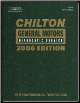 2006  Chilton General Motors Diagnostic Service Manual, (1995 - 2005 year coverage) (SKU: 1418021202)