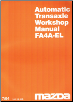 1994 Mazda FA4A-EL Automatic Transaxle Workshop Manual (SKU: 14271094G)