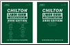 2008 Chilton Labor Time Guide Manuals: Domestic & Import, 2 Volume Set (SKU: 1428320350)