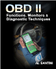 OBD-II: Functions, Monitors and Diagnostic Techniques, 1st Edition (SKU: 1428390006)