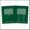 2009 Chilton Labor Time Guide Manuals: Domestic & Import, 2 Volume Set (SKU: 1435469658)