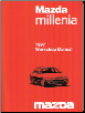 1997 Mazda Millenia Factory Workshop Manual (SKU: 15441096E)