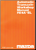 1996 Mazda Automatic Transaxle Workshop Manual FB4A-EL (SKU: 15551096G)
