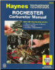 Rochester Carburetor Haynes Repair Manual (SKU: 1563920689)