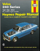 1976  - 1993 Volvo 240, 242, 244 & 245 Haynes Repair Manual (SKU: 1563921367)