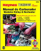 Manual de Carburador Modelos Holley & Rochester Haynes Techbook (SKU: 1563923327)