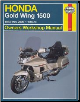 1988 - 2000 Honda Gold Wing GL1500 Haynes Repair Manual (SKU: 1563924064)