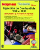 Inyecci n de Combustible 1986 al 1999 Haynes Techbook - Fuel Injection (SKU: 156392420X)