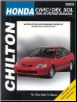 1996 - 2000 Honda Civic and del Sol, Chilton's Total Car Care Manual (SKU: 1563924307)