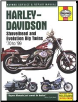 1970 - 1999 Harley-Davidson Shovelhead & Evolution Big Twins Haynes Motorcycle Service & Repair Manual (SKU: 1620921731)