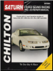 1991 - 2002 Saturn Coupes, Sedans & Wagons Chilton's Total Car Car Manual (SKU: 156392563X)