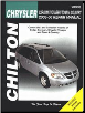 2003 - 2007 Chrysler Town & Country, Dodge Caravan, Grand Caravan, Plymouth Voyager, Grand Voyager & Chrysler Town & Country, Chilton's Total Car Care (SKU: 1563928574)