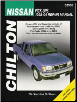 1998 - 2004 Nissan Pick-Ups, 1996 - 2004 Pathfinder, 2000 - 2004 Xterra, Chilton's Total Car Care Manual (SKU: 1563926520)