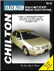 1999 - 2005 Volkswagen Golf, GTI, and Jetta Chilton's Total Car Care Manual (SKU: 1563927187)
