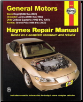 1988 - 2007 Buick Regal, Chevrolet Lumina, Olds Cutlass Supreme and Pontiac Grand Prix , Haynes Repair Manual (SKU: 1563927263)