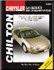 1998 - 2004 Chrysler LHS, Concorde, 300M and Dodge Intrepid Chilton's Total Car Care Manual (SKU: 1563927330)