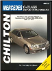 2001 - 2007 Mercedes-Benz C-Class: C230, C240, C280, C320, C350 Chilton's Total Car Care Manual (SKU: 1563927373)