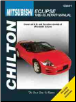 1999 - 2005 Mitsubishi Eclipse Chilton's Total Car Care Manual (SKU: 1563927381)