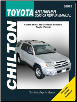 2003-2009 TOYOTA 4RUNNER Chilton's Total Car Care Manual (SKU: 1563927683)
