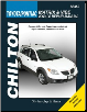 2003 - 2008 Toyota Matrix & Pontiac Vibe Chilton's Total Car Care Manual (SKU: 156392773X)